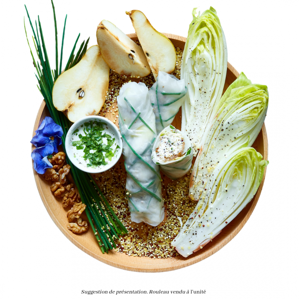 rouleau Endive Picky Spring
